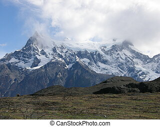 """Torres del Paine"" National Park, Chile"