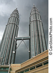 torres, gemelo, petronas