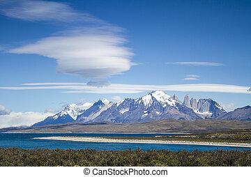 torres paine national park de supr