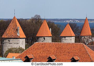torres, tallinn