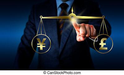 Torso Equating The Yuan At Par With The Pound - Torso of a...