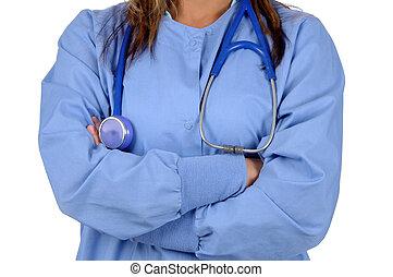 torso, lavoratore medico