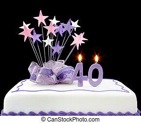 torta, 40th