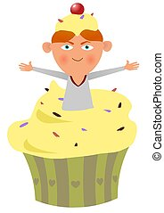 torta, capretto