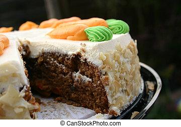 torta, carota