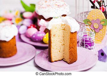 torta, húsvét