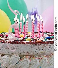 torta, születésnap