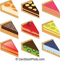 torte, nove