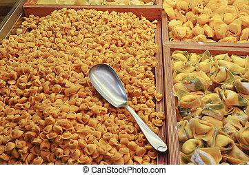 Tortellini (Cappelletti) pasta - Tortellini (aka cappelletti...