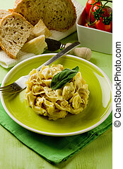 Tortellini with Butter and Sage - delicious italian fresh ...