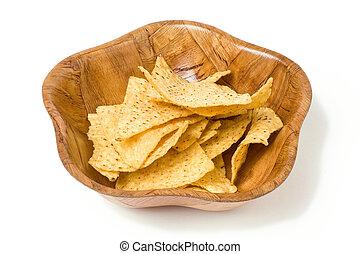tortilla 破片