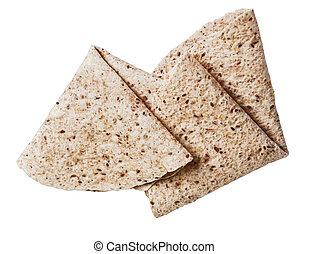 Tortilla, flat bread