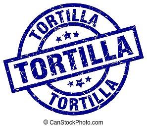 tortilla, konzervativní, kolem, grunge, dupnutí