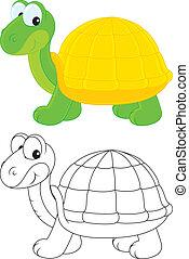 Tortoise - tortoise friendly smiling