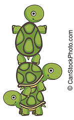 tortue, collaboration