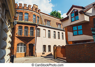 Torun  is listed among the UNESCO World Heritage Sites. Birthplace of Nicolaus Copernicus