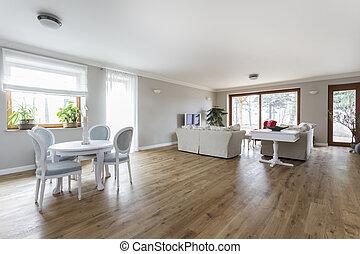 toscana, -, wohnzimmer