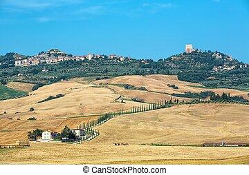 toscane, landcape