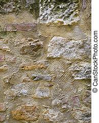 toskańczyk, ściana
