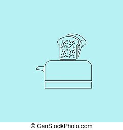 tostapane, icona