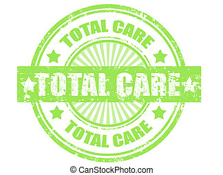 Total care stamp