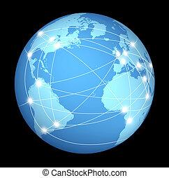 totalt nät, internet