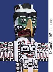 Totem Pole - Vancouver - Canada