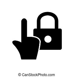Touch Block Web Icon - msidiqf