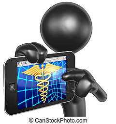 Touch Screen Medical - A Concept And Presentation...