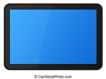 Touch screen tablet XXL