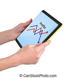touchpad, förtjänster