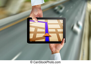 touchpad, gps