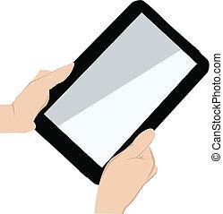 touchpad, pc, tenant main