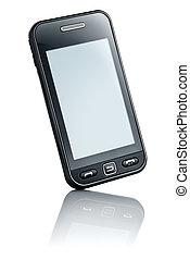 touchscreen, 电话