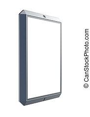 touchscreen, moderne, smartphone