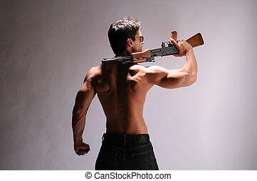tough guy - a tough guy