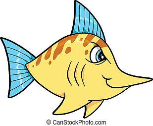 Tough Mean Fish