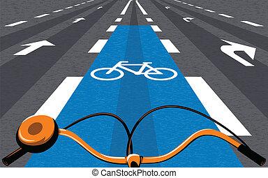 tour bicyclette