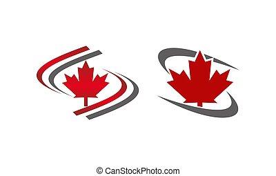 Tour Canada Template Set