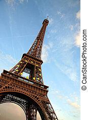 Tour d'Eiffel , Paris