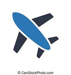 tour glyph color icon