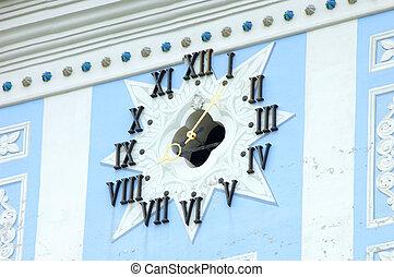 tour horloge, 2