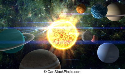 Tour of the Solar System