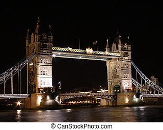 tour, pont londres
