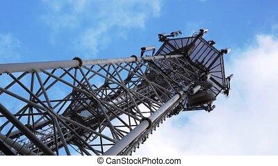 tour, radio, antennes, tã©lã©viseur