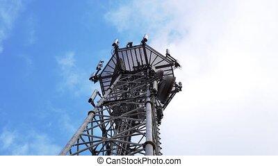 tour radio, antennes, tã©lã©viseur