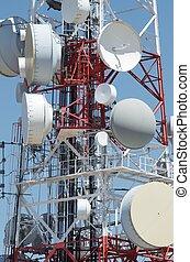 tour télécommunications