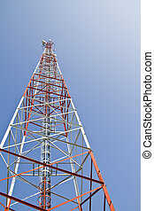 tour, télécommunications