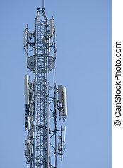 tour transmission, antenne