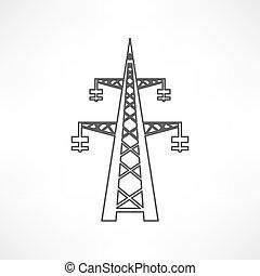 tour transmission, puissance